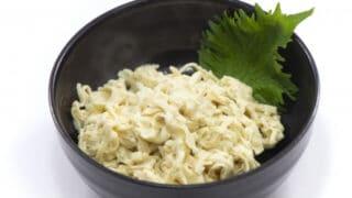 豆腐麺(豆腐干絲)